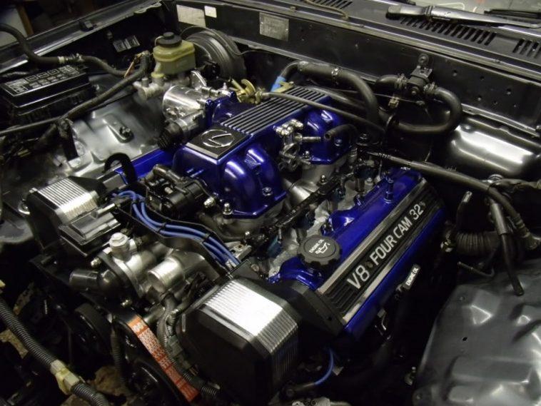 Двигатель 1UZ FE vvti и non vvti характеристики, отзывы, ресурс где можно купить?