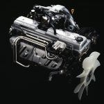Двигатель 1FZ FE характеристики и тюнинг