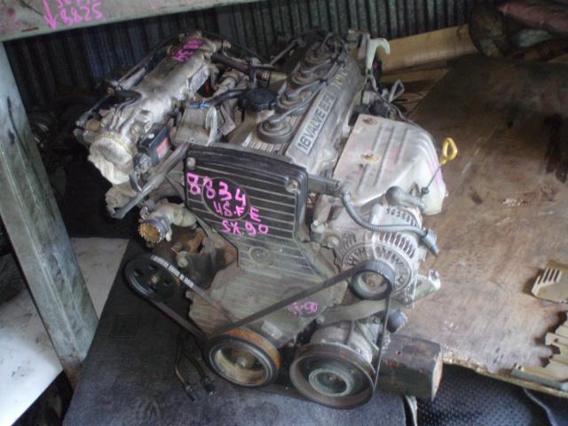двигатель 4s fe технические характеристики