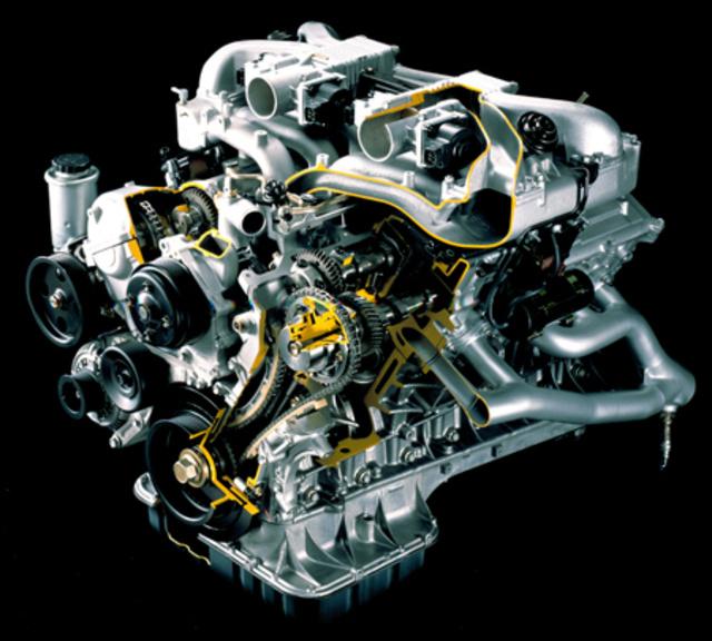 Двигатель Toyota GZ - Toyota GZ engine - qaz.wiki