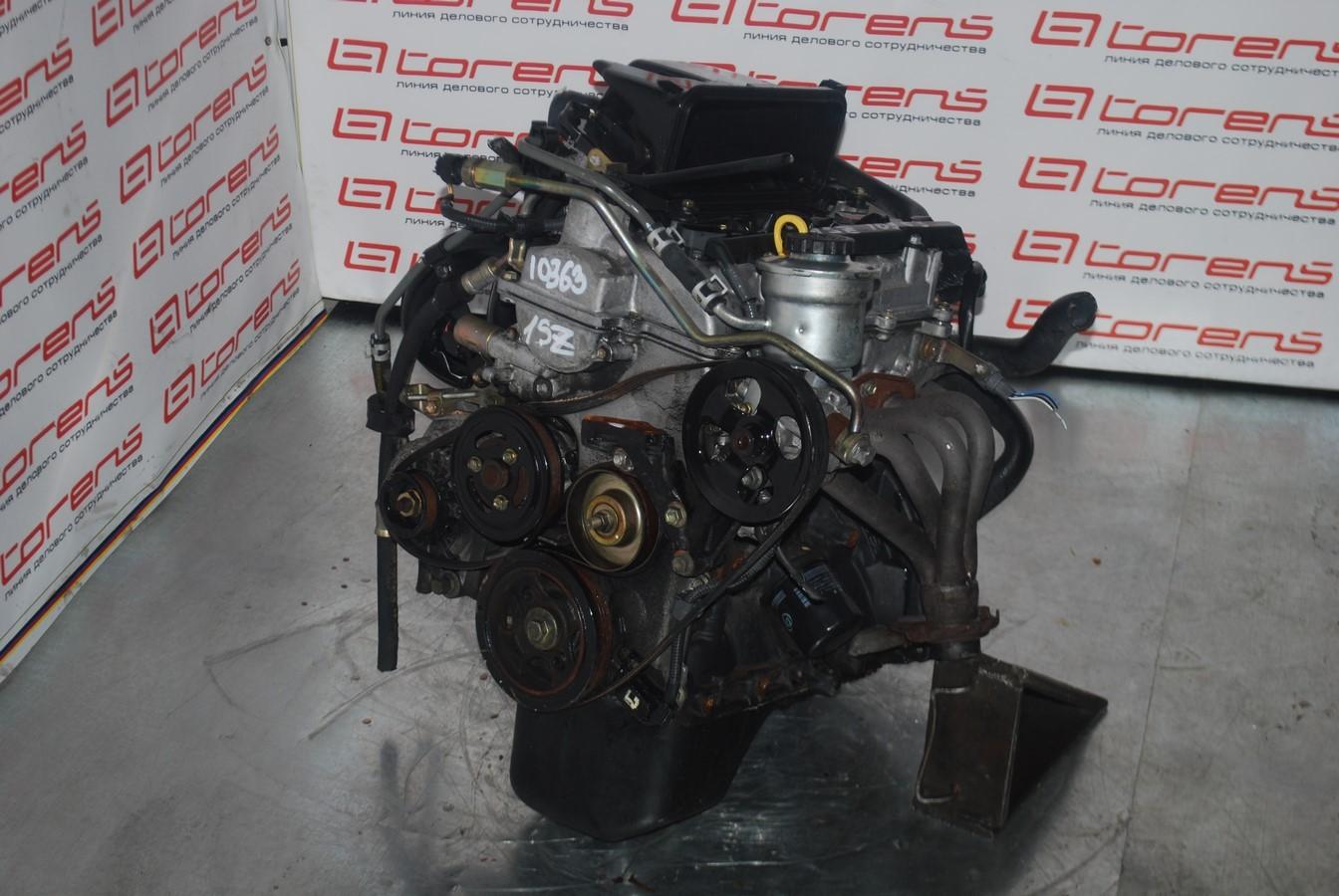 Двигатель 1SZ-FE характеристики, отзывы, ресурс где можно купить?