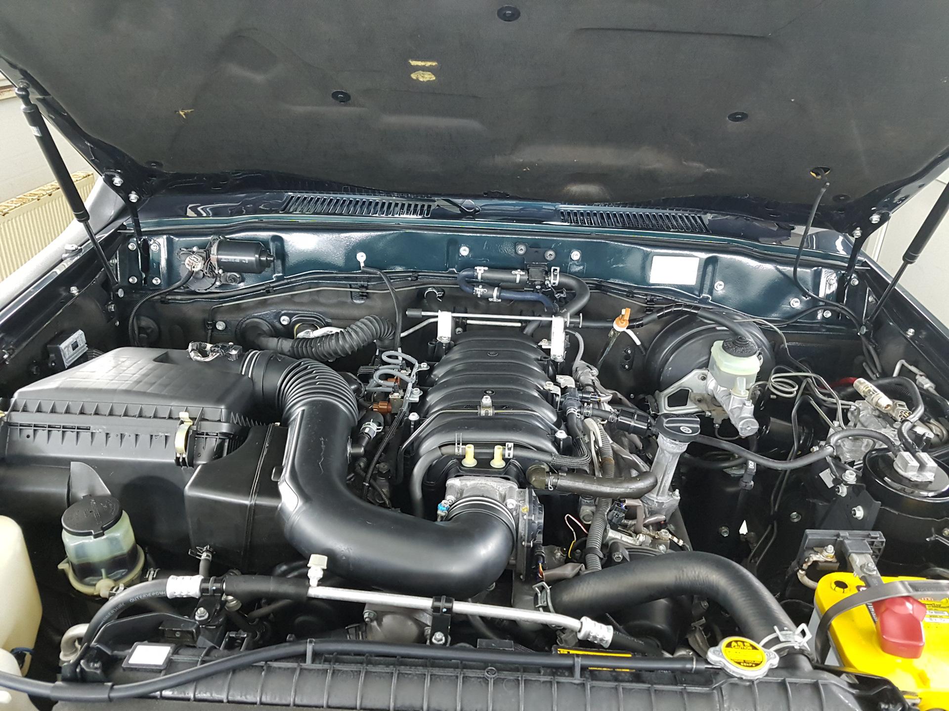 Двигатель 2UZ-FE характеристики, отзывы, проблемы, где можно купить?
