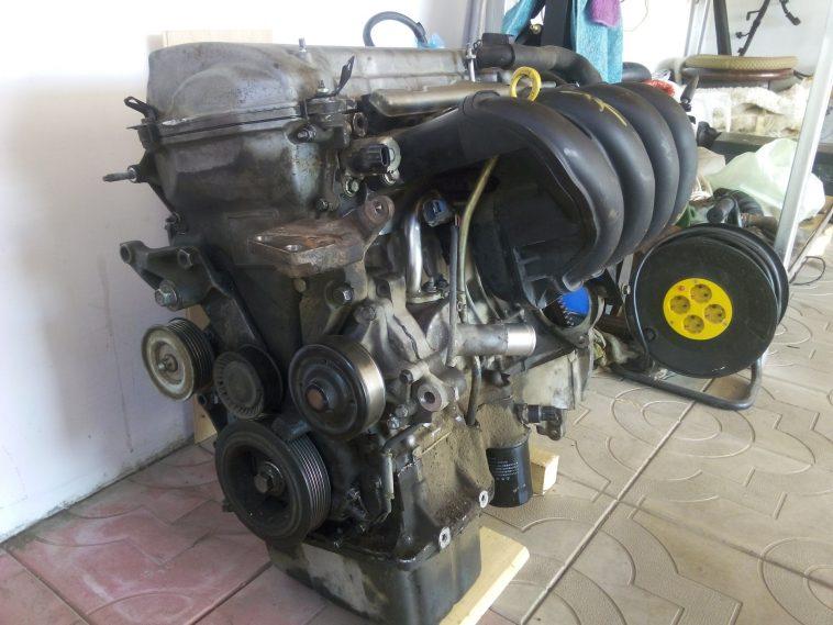3zz-fe мотор