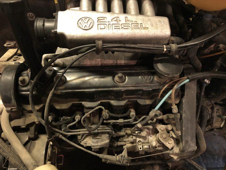 двигатель aab